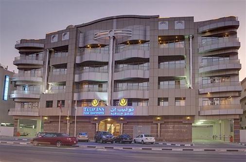 鬱金香公寓酒店 - 杜拜 - 杜拜 - 建築