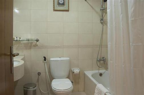 鬱金香公寓酒店 - 杜拜 - 杜拜 - 浴室