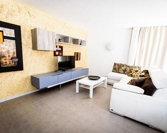 Sol Mogan Suites - Adults Only - Mogan - Living room