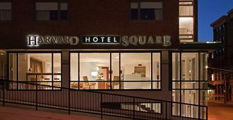 Harvard Square Hotel - Cambridge - Rakennus