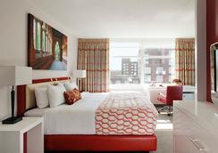 哈佛廣場酒店 - 劍橋 - 劍橋 - 臥室