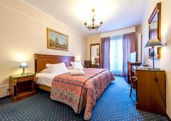 Hotel Diplomate - Geneva - Phòng ngủ