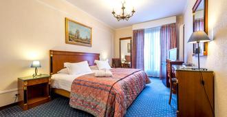 Hotel Diplomate - Γενεύη - Κρεβατοκάμαρα