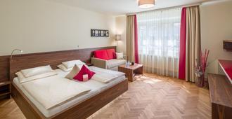 Hotel Rosenvilla - Salzburg - Soverom
