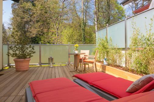 Hotel Rosenvilla - Зальцбург - Балкон