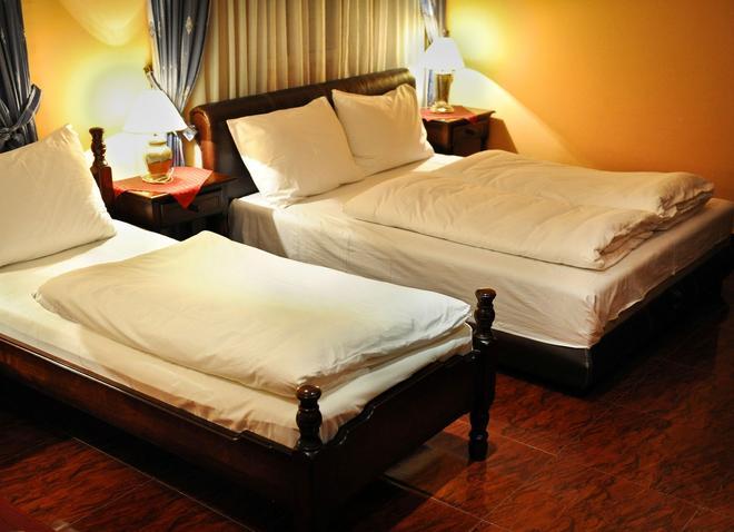Hotel Evropa - Podgorica - Makuuhuone