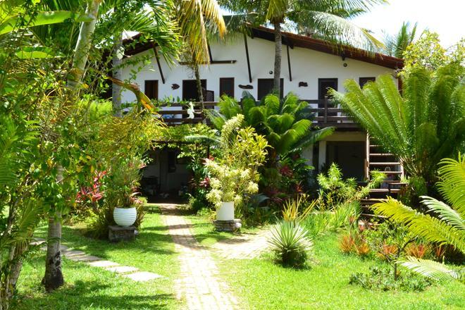 丹德夏萊斯村 - 聖保羅山 - 莫羅聖保羅 - 建築