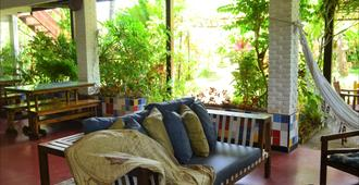 Village Do Dende Chales - Morro de São Paulo - Lounge