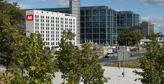 Meininger Hotel Berlin Hauptbahnhof - Berlin - Gebäude