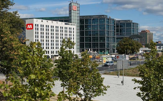 โรงแรมไมนิงเงอร์ เบอร์ลิน เฮาพท์บานโฮฟ - เบอร์ลิน - อาคาร