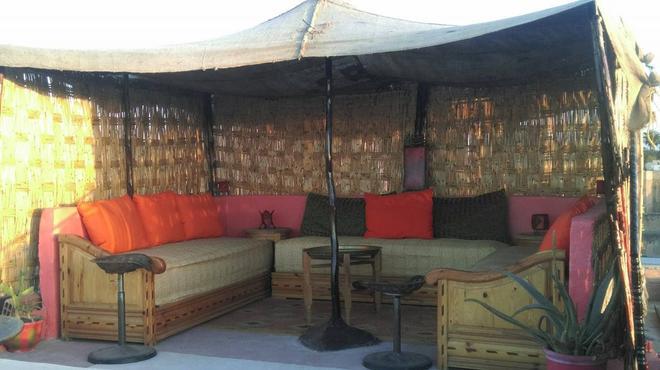 Wiky Hostel - Marrakesh - Lounge
