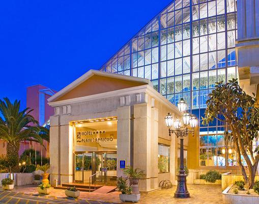 Playacapricho Hotel - Roquetas de Mar - Building