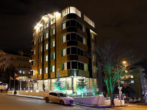 Pietra Hotel - Ankara - Rakennus