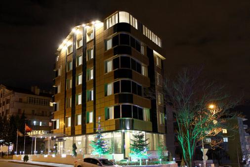 Pietra Hotel - Άγκυρα (Ankyra) - Κτίριο