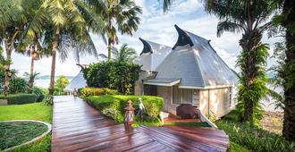 The Blue Sky Resort @ Ranong - Ranong - Gebäude