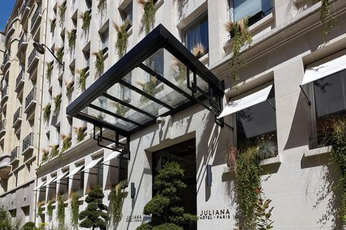 Juliana Paris - Pariisi - Rakennus