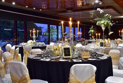 佩斯塔納卡西諾公園酒店 & 賭場 - 芳夏爾 - 豐沙爾 - 宴會廳