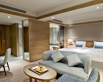 Hotel Royal Chihpen - Beinan Township - Obývací pokoj