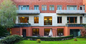 Hotel Tiziano Park & Vita Parcour - Gruppo Minihotel - Милан - Здание
