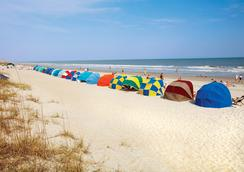 Dunes Village Resort - Миртл-Бич - Пляж