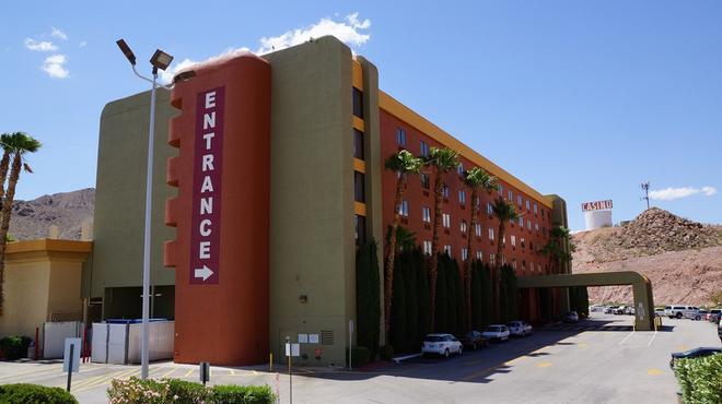 Railroad Pass Hotel & Casino - Henderson - Edificio