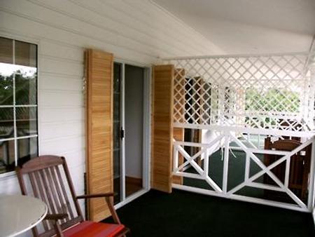 Waterfront Lodge - Nuku'alofa - Balcony