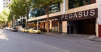 Pegasus Apart'hotel - Melbourne - Rakennus