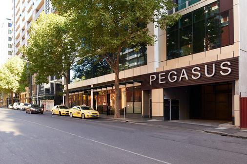 Pegasus Apart'Hotel - Melbourne - Κτίριο
