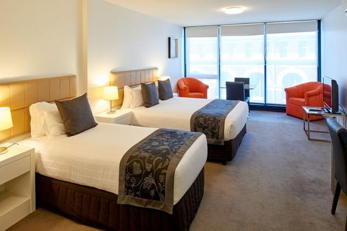 Pegasus Apart'Hotel - Melbourne - Κρεβατοκάμαρα
