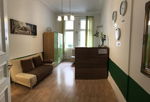 Green Hostel - Poznan - Lobby