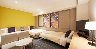 Sotetsu Grand Fresa Osaka-Namba - אוסקה - חדר שינה