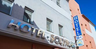 Hotel Solymar - Málaga - Building