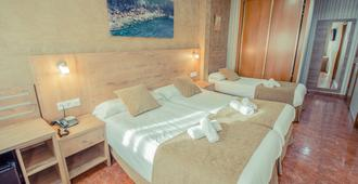Hotel Solymar - מלאגה - חדר שינה