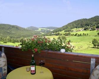 Pension Hoisl - Schönberg (Niederbayern) - Balkon