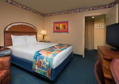 迪士尼全明星音樂度假酒店 - 博偉湖 - 臥室