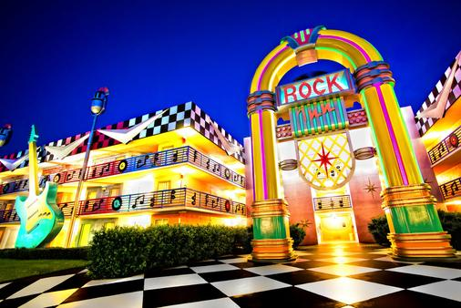 Disney's All-Star Music Resort - Lake Buena Vista - Κτίριο