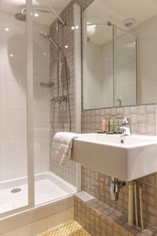 Avalon Hotel Paris Gare du Nord by Hiphophostels - Paris - Bathroom