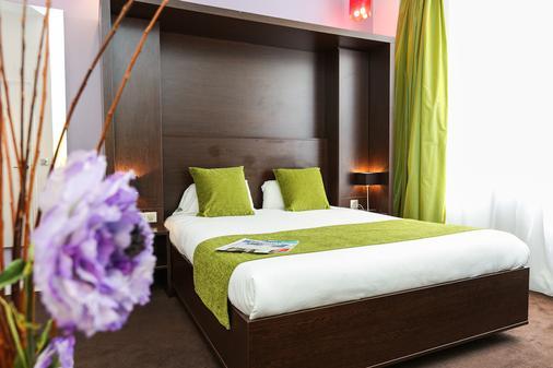 Le Rocroy Hotel Paris Gare du Nord by Hiphophostels - Paris - Bedroom