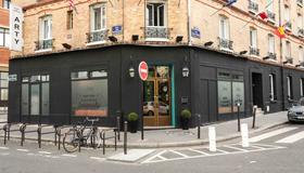 Arty Paris Porte de Versailles by Hiphophostels - Parigi - Edificio