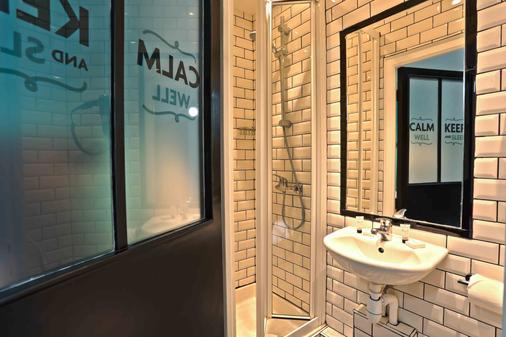 Arty Paris Porte de Versailles by Hiphophostels - Paris - Phòng tắm