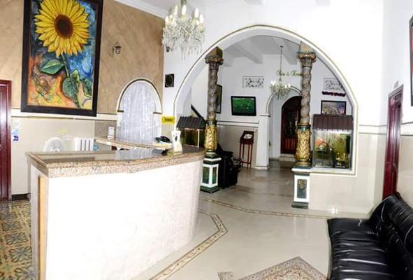 Hotel Girasol - Barranquilla - Front desk