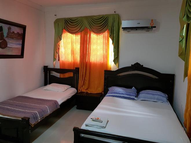 Hotel Girasol - Barranquilla - Bedroom