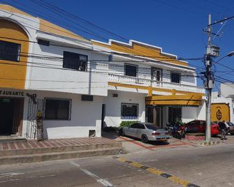 Hotel Girasol - Барранкуілла - Building