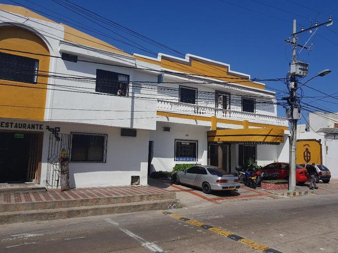 Hotel Girasol - Barranquilla - Building