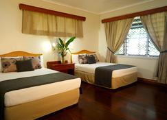 Liamo Reef Resort - Kimbe - Bedroom