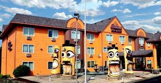 Palace Inn Suites Lincoln City - Lincoln City - Building