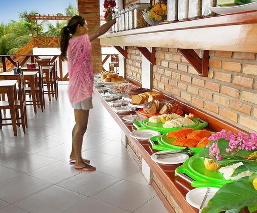 Hotel Jeri - Jijoca de Jericoacoara - Εστιατόριο