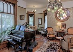 Old Consulate Inn - Порт-Таунсенд - Удобства