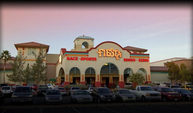 Fiesta Rancho Hotel & Casino - Las Vegas - Building