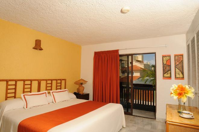法蘭達酒店帝國拉古納海灘別墅酒店 - 坎昆 - 坎昆 - 臥室